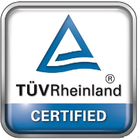 Certification ISO 9001:2008 TUV